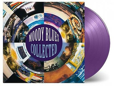 Moody Blues - Collected 2x 180g COLOURED vinyl LP PRE-SALE Best Of Greatest Hits