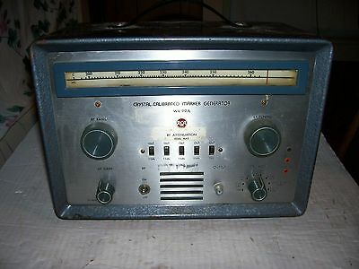 1 used WR99A made by RCA crystal calibrated marker signal generator, working.