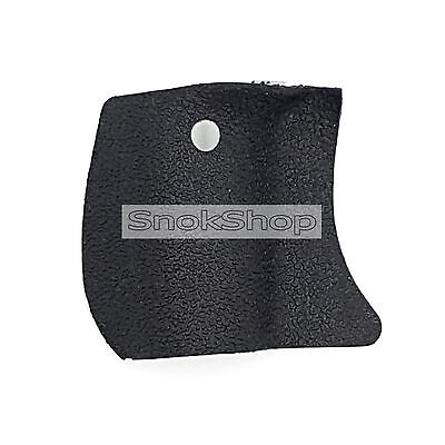 1x RUBBER COVER UNITS RUBBER GRIP REPAIR PART FRONT HAND FOR CANON EOS 550D NEW
