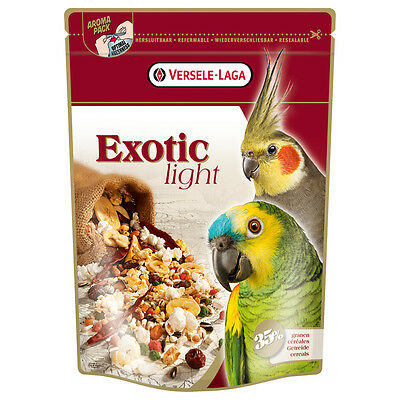 Versele Laga - Mélange de Graines Exotic Light pour Perroquet - 750g