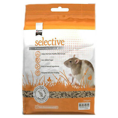 Supreme Science - Aliments Selective pour Rat - 350g