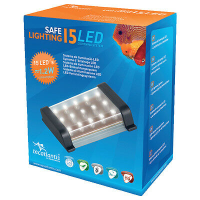 Zolux - Éclairage 15 LED Safe Lighting pour Aquarium - 1,2W