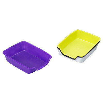Europet Bernina - Toilette Rectangle pour Chat - 37x27cm