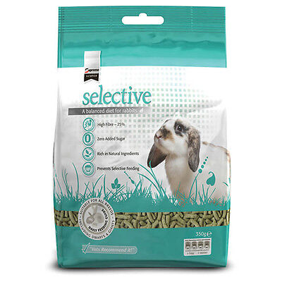 Supreme Science - Aliments Selective pour Lapin - 350g