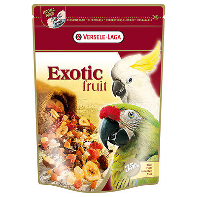 Versele Laga - Mélange de Graines Exotic Fruits pour Perroquet - 600g