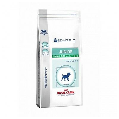 Royal Canin - Croquettes Veterinary Diet Pediatric Junior Small Dog Under 10 Kg