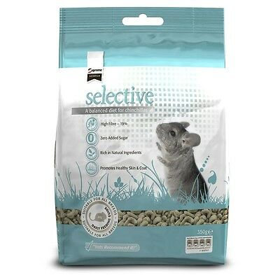 Supreme Science - Aliments Selective pour Chinchilla - 350g