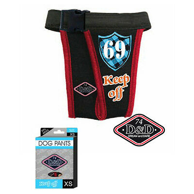 D&D - Culotte Keep Off XL - 500-590mm
