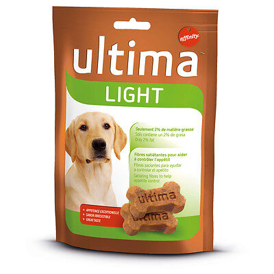 Ultima - Biscuits Light pour Chien - 150g