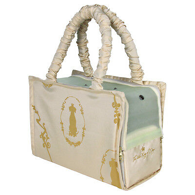 King of Dogs - Sac de Transport Chihuahua King - Beige