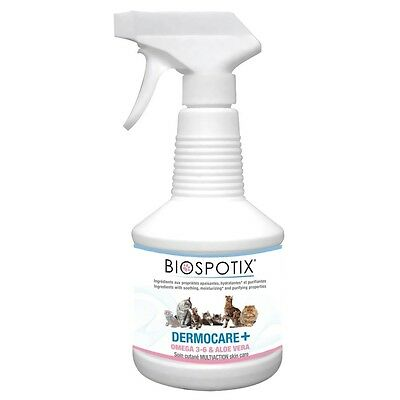 Biospotix - Spray DERMOCARE+ pour Chat
