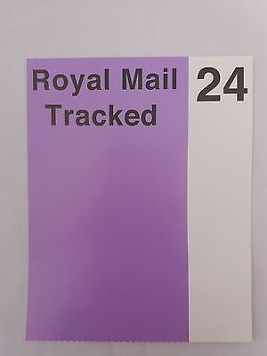 Royal Mail Tracked Collect York Postage Labels Box Of 2000 Labels  -1