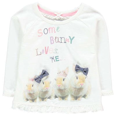 * Crafted  * Pullover Tunika Shirt Some Bunny   w. Next Englandmode