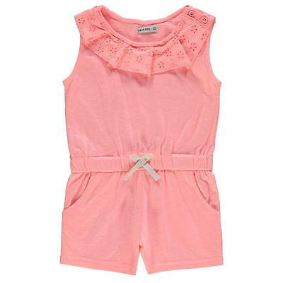 * Crafted *  Overall Jumpsuit  Sommer Neon Peach  w. Next Englandmode