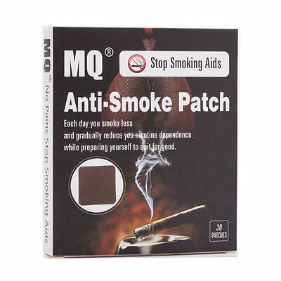 5 Patches Natural Herbal Stop Smoking Patch Nicotine Patches Quit Stop Smoking