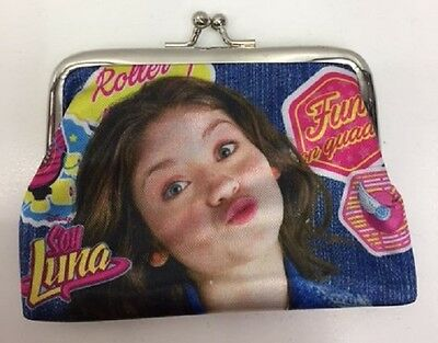 Portamonete  originale DISNEY SOY LUNA originale in scatola