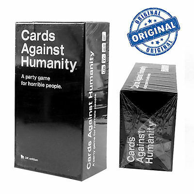 Adults Toys Game Cards-Against-Humanity Expansion Set Original Game New & Sealed
