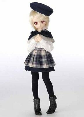Volks Tartan Winter Outing Set MDD MSD Mini Dollfie Dream