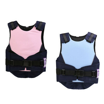 MagiDeal Kids Horse Riding Vest Safety Eventing Equestrian Body Protector