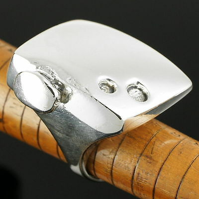 LAPPONIA 1973 Ring: POUL HAVGAARD FINNLAND (XL ring sterling BRUTALIST, Finland)
