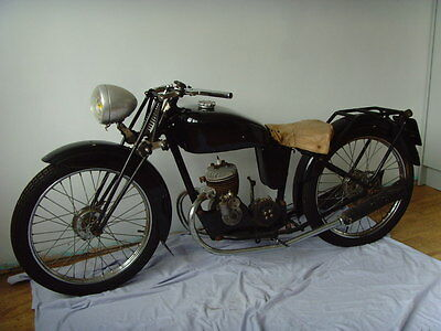 Barn Find Motorcycle, NEW MAP BK109