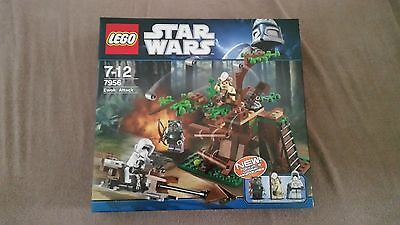 LEGO Star Wars Ewok Attack (7956) NEU OVP