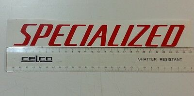 Custom Specialized and Monster vinyl sticker / decals
