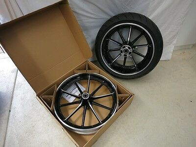 Harley Davidson Softail Breakout FXSB Front and Rear Rims / Wheels
