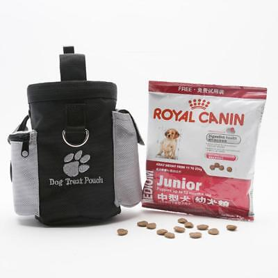 Sacchetto Treat per Cane Animale Domestico Formazione Treat Snack Borsa Bag