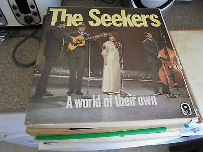 LP/ THE SEEKERS /A WORLD OF THEIR OWN (FIVE LP BOX SET /1970s UK  EMI WRC