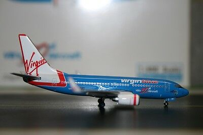 Phoenix 1:400 Virgin Blue Boeing 737-700 VH-VBY '50th' (PH4VOZ299) Model Plane