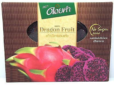 Dried Dragon Fruit  Doi Kham Brand 100 gram Thailand Product