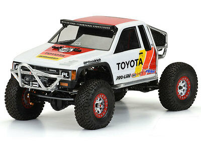 Pro-Line 1985 Toyota HiLux SR5 Clear Body (Cab Only) #PL3466-01