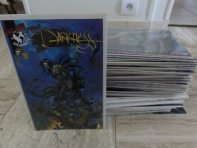 The Darkness volume 1 V1 complete #1-40 + #1/2+Prelude Top Cow Image (70 comics)