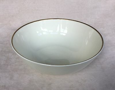"Royal Doulton The Romance Collection Heather 10.25"" Large Serving Bowl Pristine"