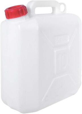 10 Litre Jerry Can Water Storage Petrol Diesel Fuel Container Spout Camping 10L