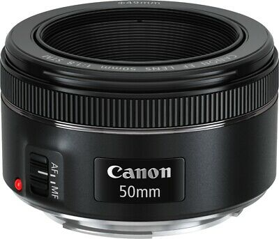 Canon new EF 50mm f/1.8 STM