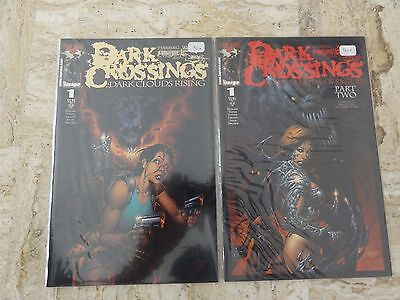 Dark Crossings (complete) The Darkness-Witchblade-Tomb Raider Top Cow Image (VO)