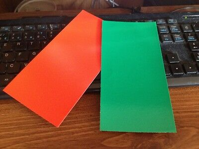 Jnj Decalfull Sheet Green And Orange. Decal Only