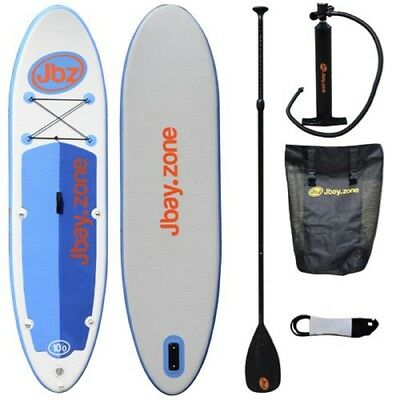 Sup Stand Up Paddle Gonfiabile JBAY.zone Sup T10 304x76x13cm