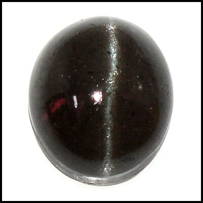 8.19Cts NATURAL AMAZING! SCAPOLITE CAT'S EYE OVAL CABOCHON GEMSTONES 109-46