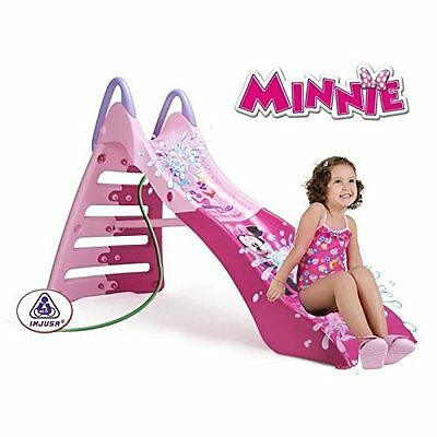 Minnie Mouse Boutique Water Slide - Pink Kids Water Slide – Injusa