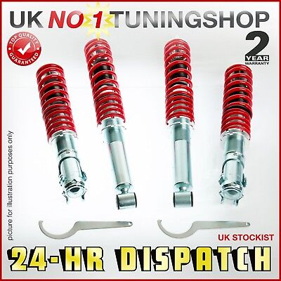 Budget Line Coilover Kit - Coilovers For Vw Golf Mk6 *best Buy*