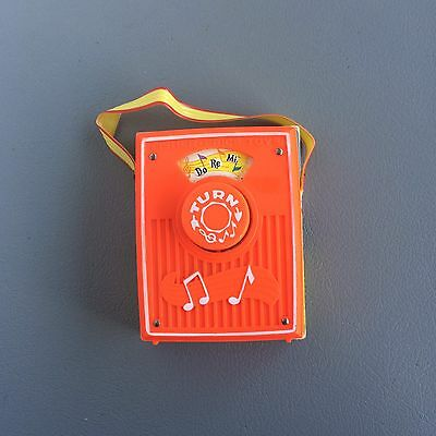 "Fisher Price ""Do Re Mi"" Pocket Radio"
