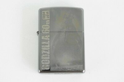 ZIPPO LIGHTER - 2014 GODZILLA 60 th. ANNIVERSARY B - JAPAN