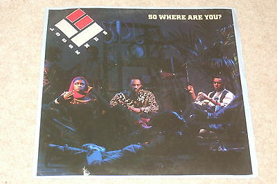 Loose Ends – So Where Are You? LP   1985     SOUL / DISCO