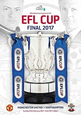 Southampton v Manchester United - EFL Cup Final - 26 February 2017 - MINT