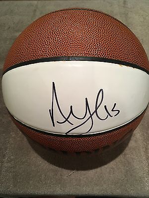 Al Horford Signed Nba Basketball W/ Letter Of Authenticity