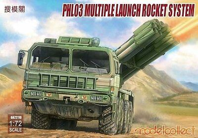 Top Modelle Modelcollect Soviet Phl03 Multiple Launch Rocket System  In 1/72