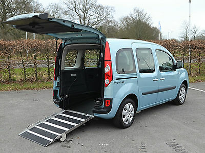 2012 12 Renault Kangoo 1.6 Expression Automatic, Wheelchair Accessible Vehicle